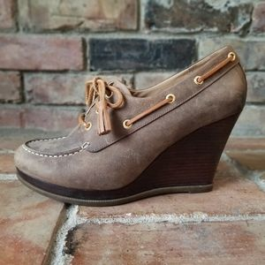 Sperry Top Sider Women Goldfish Boat Shoes 8.5 Bei